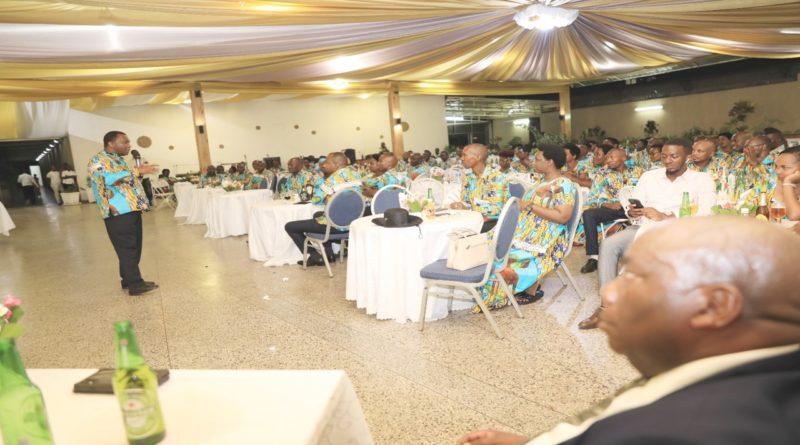 Commémoration du 59eme anniversaire de l'indépendance du Burundi.